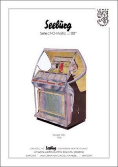 Handbuch Seeburg 100J, German