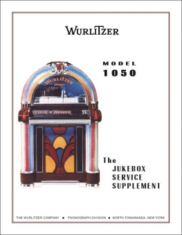 Supplement Wurlitzer 1050
