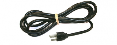 Power cord, 110 Volt, 3-conductor