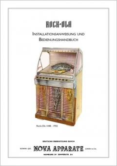 Bedienungs-Handbuch Rock-Ola 1448
