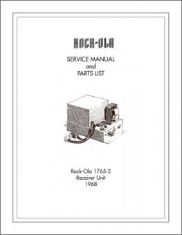 Service Manual Stepper 1765-2