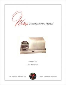 Service Manual Stepper 257