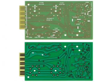 Circuit board 25 PAU-1