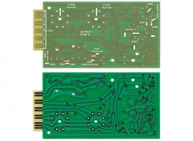 Circuit board 25 PAU-1