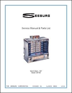 Service Manual 3W100