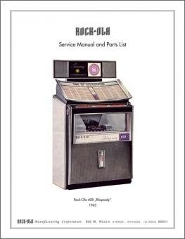 Service Manual 408, English