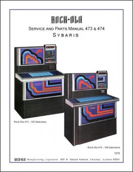Service Manual Rock-Ola 473 und 474