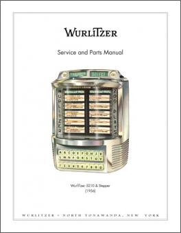 Service Manual Wurlitzer 5210/2000
