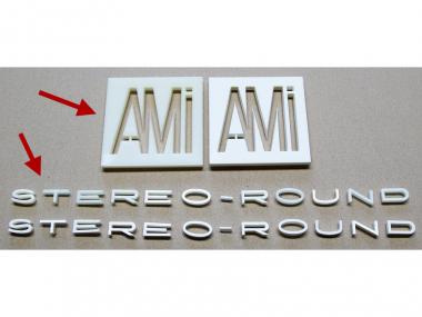 """""""AMI"""" und """"STEREO-ROUND"""" im Lichtdiffuser"""