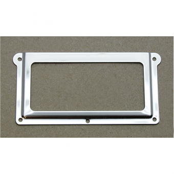 Frame for AMI operator card