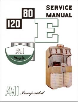 Service Manual AMI E-80/120