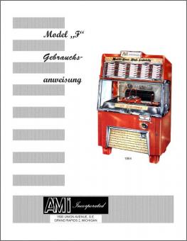Gebrauchsanweisung AMI F-80/120