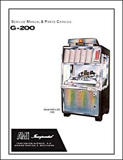 Service Manual AMI G-200
