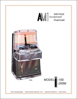 Service Manual AMI I I-100M, I-200M: Wahlrad