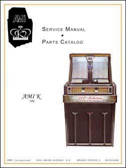 Service Manual AMI K