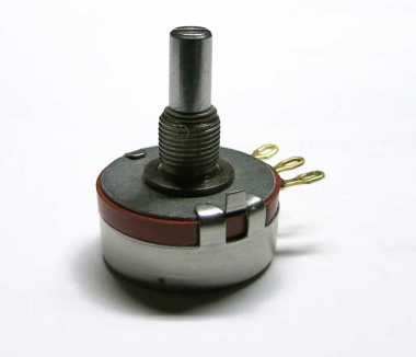 Potentiometer 35 kOhm log