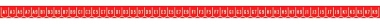 Aufkleber für das Plattenmagazin, rot