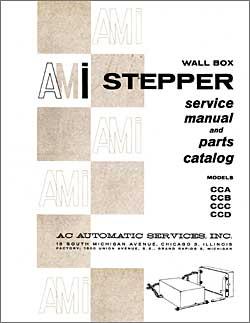 Service Manual AMI CCA - CCD