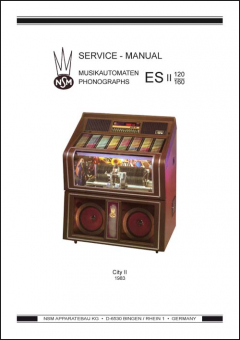Service Manual  City II