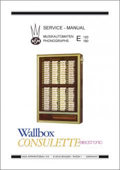 Service Manual Consulette E