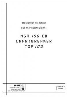 Technische Anleitung 100CD, Chartbreaker und Top 100