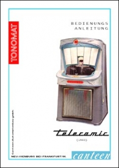 Service Manual Teleramic 200 and Music Maker