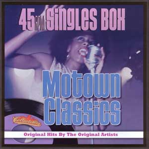 Motown Classics - 45 RPM Single Box