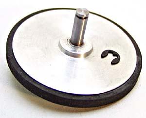 Idler wheel for TT
