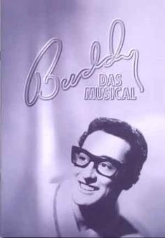 """Programmheft """"Buddy – Das Musical"""", klein"""
