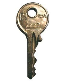Beromat cabinet key WAA1