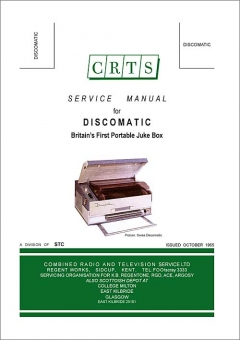 Service Manual KB Discomatic