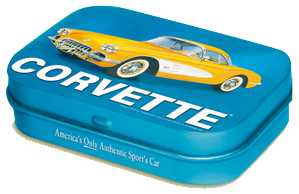 "Metal box ""Corvette"""