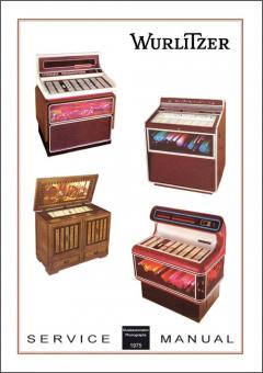 Service Manual Modelle 1975