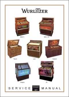 Service Manual Models 1977