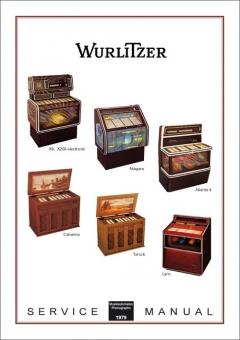 Service Manual Modelle 1979