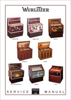 Service Manual Modelle 1980