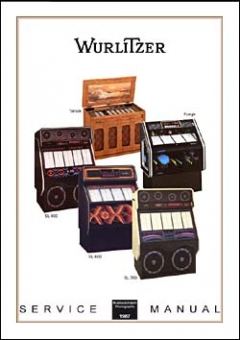 Service Manual Modelle 1987