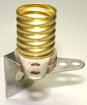 Lamp holder E 10
