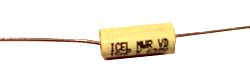 0,015 µF high voltage capacitor, axial