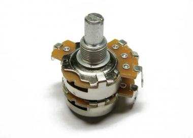 Potentiometer 50 kOhm/50 kOhm