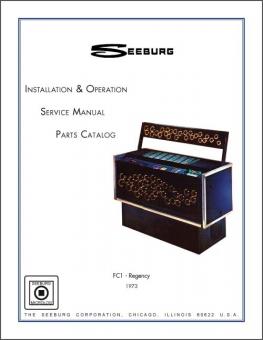 Service Manual Seeburg FC1