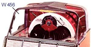 Frontscheibe W1800