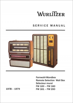 Service Manual Wallboxes FW100, FW160, FW161, FW200 and FW100