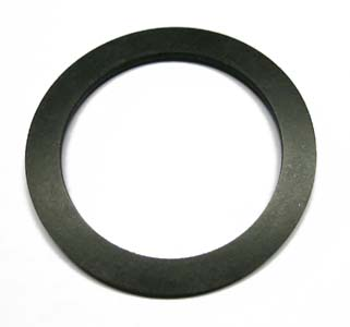 Rubber ring in upper TT pressure pad assembly