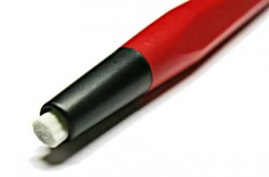 Glass fibre pen