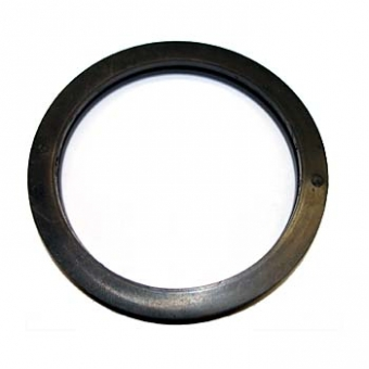 Rubber ring for friction wheel