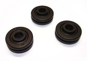Gummis für Plattentellermotor, Typ B