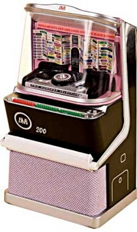 Miniature jukebox AMI H200