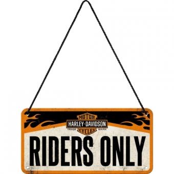 "Hanging sign ""Harley Davidson"""