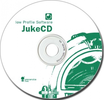 JukeCD - for CD Jukeboxes
